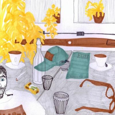 Lighthaus, Roman a nedělní chill out káva