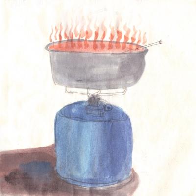 moje vodácká kuchařská příručka 1-vaříme s viki RAJSKOU