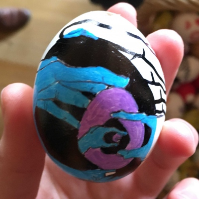 držení vajíčka v držení vajíčka....